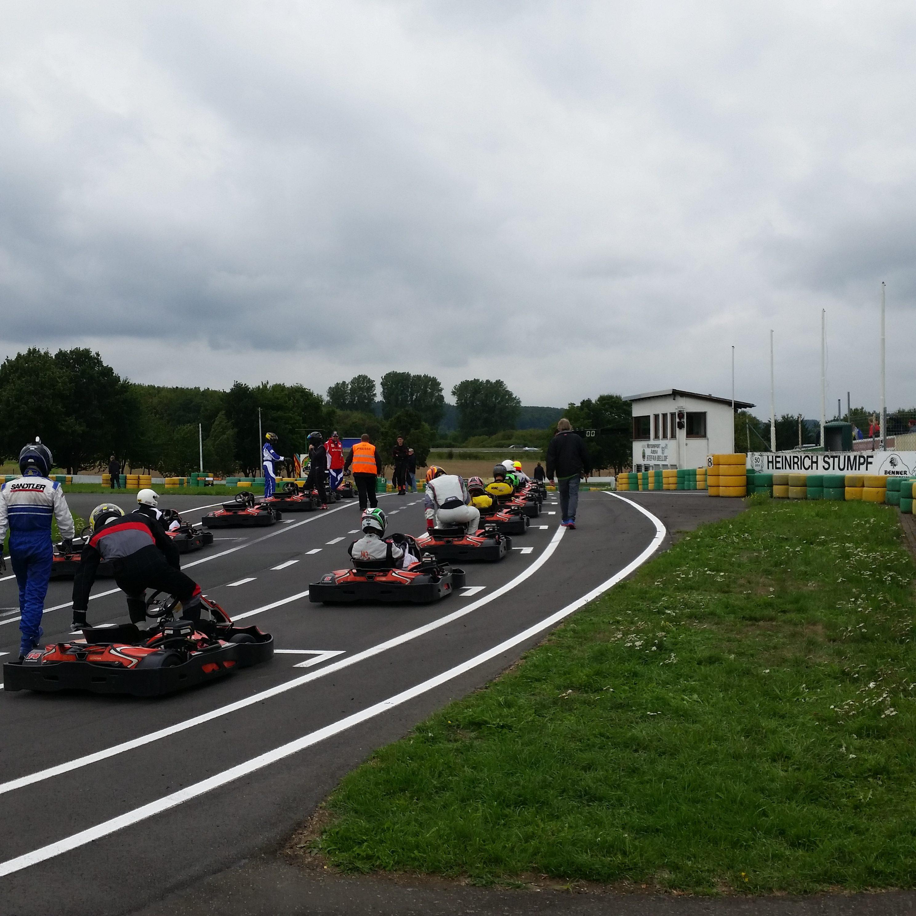 15. Stefan Bellof Memorial Race
